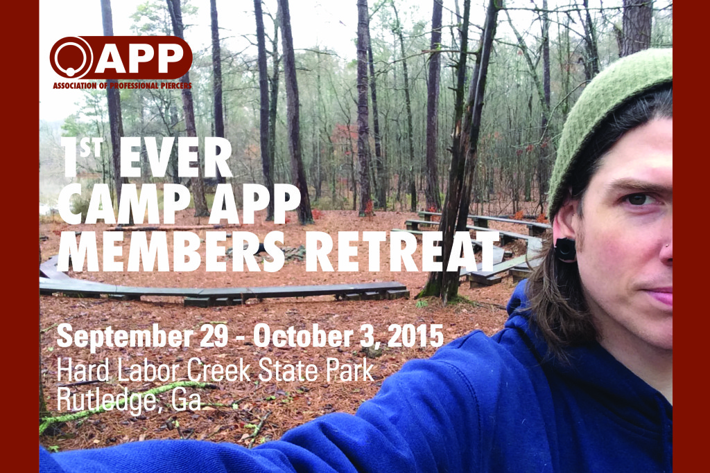 Camp APP : Mitglieder Retreat - 29. September - 3. Oktober, Hard Labor Creek State Park, Rutledge GA Wer kann kommen: Mitglieder aus der Wirtschaft und Business-Mitglieder bei Groß