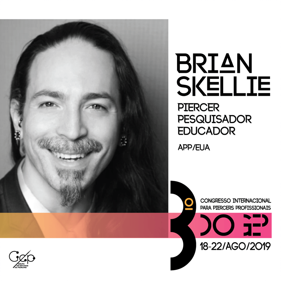 Brian Skellie a GEP 2019